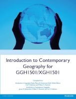 Introduction To Contemporary Geography - for GGH1501 / XGH1501 (Paperback) -  Photo