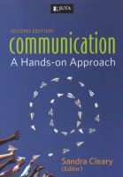 Communication: A Hands On Approach (Paperback, 2nd Edition) - Sandra Cleary Photo