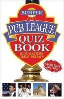 Bumper Pub League Quiz Book (Paperback) - Quiz Masters of Great Britain Photo
