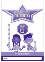 Rising Stars Mathematics Year 6 Practice Book, Year 6 (Paperback) - Caroline Clissold Photo