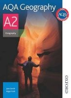 AQA Geography A2 (Paperback, New Ed) - John Smith Photo