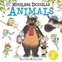 Hugless Douglas Animals (Board book) - David Melling Photo