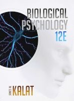 Biological Psychology (Hardcover, 12th edition) - James W Kalat Photo