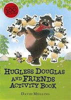 Hugless Douglas and Friends Activity Book (Paperback) - David Melling Photo