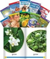 Time for Kids Informational Text Grade K Readers 30-Book Set (Hardcover) - Teacher Created Materials Photo