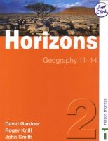Horizons 2: Student Book, Year 8 - Geography 11-14 (Paperback, New Ed) - John Smith Photo