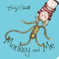 Monkey and Me (Board book) - Emily Gravett Photo