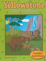 Yellowstone Coloring Book (Paperback) - Carole Marsh Photo