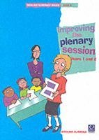 Tackling Numeracy Issues, Bk. 5 - Improving the Plenary Session: Years 1 and 2 (Paperback, New edition) - Caroline Clissold Photo