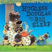 Hugless Douglas and the Big Sleep (Board book) - David Melling Photo