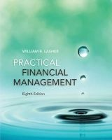 Practical Financial Management (Hardcover, 8th Revised edition) - William R Lasher Photo