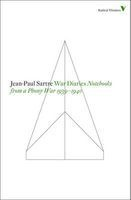War Diaries - Notebooks from a Phony War 1939-1940 (Paperback) - Jean Paul Sartre Photo