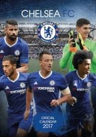 Chelsea Official 2017 A3 Calendar (Calendar) -  Photo
