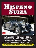 Hispano Suiza Road Test Portfolio (Paperback) - RM Clarke Photo