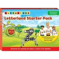 Letterland Starter Pack - Essential Early Years Teaching Resources (Paperback) - Lyn Wendon Photo
