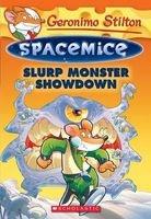 Slurp Monster Showdown ( Spacemice #9) (Paperback) - Geronimo Stilton Photo