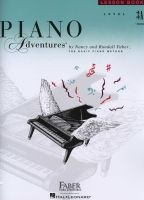 Faber Piano Adventures, Level 3A - Lesson Book (Staple bound, Revised edition) -  Photo