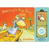 Mummy's Big Day Out - Fantastic Phones (Board book) - Greg Gormley Photo