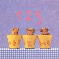 123 (Hardcover, New edition) - Anne Geddes Photo