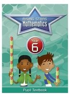 Rising Stars Mathematics Year 6 Textbook (Paperback) - Caroline Clissold Photo