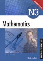 Mathematics N3 - Student Book (Paperback) - MJJ van Rensburg Photo