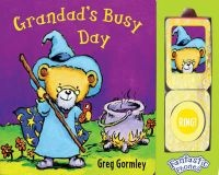Grandad's Busy Day - Fantastic Phones (Board book, Illustrated Ed) - Greg Gormley Photo