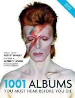 1001: Albums You Must Hear Before You Die (Paperback) - Robert Dimery Photo