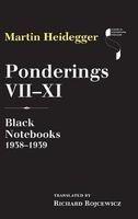 Ponderings VII-Xi - Black Notebooks 1938-1939 (Hardcover) - Martin Heidegger Photo