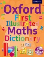 Oxford First Illustrated Maths Dictionary (Paperback) - Oxford Dictionaries Photo