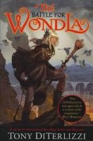 The Battle for WondLa (Paperback) - Tony DiTerlizzi Photo