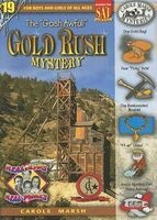 The Gosh Awful! Gold Rush Mystery (Paperback) - Carole Marsh Photo