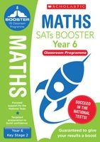 Maths Pack (Year 6) Classroom Programme, Year 6 (Paperback) - Paul Hollin Photo
