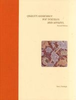 Quality Assurance for Textiles and Apparel (Hardcover, 2nd Revised edition) - Sara J Kadolph Photo