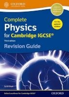 Complete Physics for Cambridge IGCSE Revision Guide (Paperback, 3rd Revised edition) - Sarah Lloyd Photo