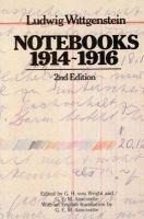 Notebooks, 1914-1916 (Paperback, 2nd edition) - Ludwig Wittgenstein Photo