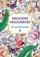 Kreatiewe Inkleurboek Vir Grootmense 5 (Afrikaans, Paperback) - Michael Omara Books Photo