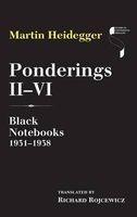 Ponderings, II-VI - Black Notebooks 1931-1938 (Hardcover) - Martin Heidegger Photo