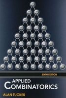 Applied Combinatorics (Hardcover, 6th Revised edition) - Alan Tucker Photo