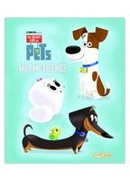 The Secret Life of Pets Max and Friends (Hardcover) -  Photo