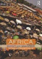 Africa - Diversity and Development (Paperback, New) - Tony Binns Photo