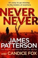 Never Never (Paperback) - James Patterson Photo