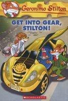 #54: Get Into Gear, Stilton! (Paperback) - Geronimo Stilton Photo