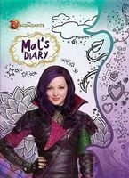 Descendants: Mal's Diary (Hardcover) - Na Various Photo