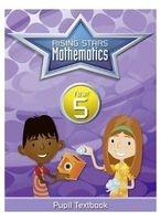 Rising Stars Mathematics Year 5 Textbook (Paperback) - Caroline Clissold Photo