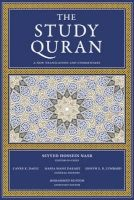 The Study Quran - A New Translation and Commentary (Hardcover) - Seyyed Hossein Nasr Photo