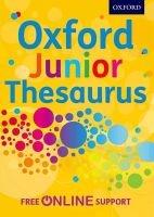 Oxford Junior Thesaurus (Hardcover) - Oxford Dictionaries Photo