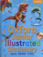 Oxford Junior Illustrated Dictionary 2011 (Hardcover) - Oxford Dictionaries Photo