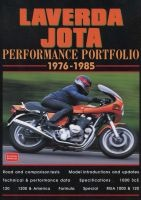 Laverda Jota Performance Portfolio, 1976-1985 (Paperback) - RM Clarke Photo
