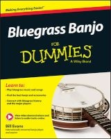 Bluegrass Banjo For Dummies (Paperback) - Bill Evans Photo