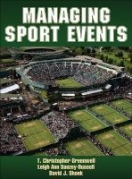 Managing Sport Events (Hardcover) - T Christopher Greenwell Photo